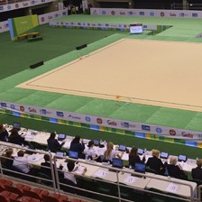 Three judges have been sanctioned by the FIG Disciplinary Commission after being deemed to have given biased or unsatisfactory scores during the Rio 2016 test event in April ©FIG