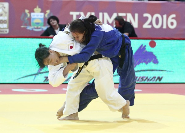 Japan win six out of seven titles as IJF Tyumen Grand Slam opens
