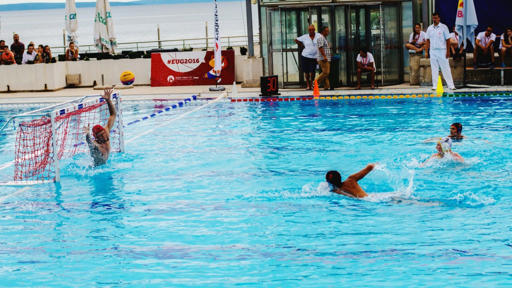 Hosts Croatia a certainty for men's water polo gold at European Universities Games