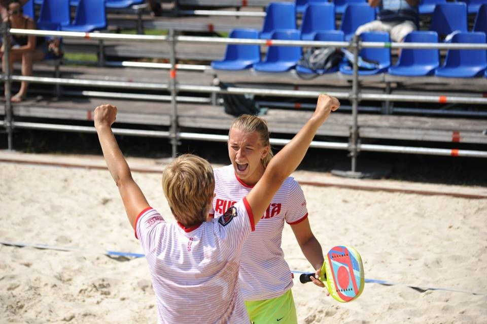 Hosts set up final date with defending champions Italy at ITF Beach Tennis World Team Championship