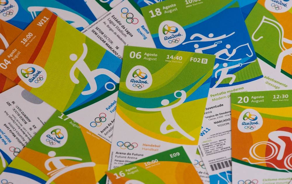 Rio 2016 will release a further 100,000 tickets for the Olympics on Thursday ©Getty Images