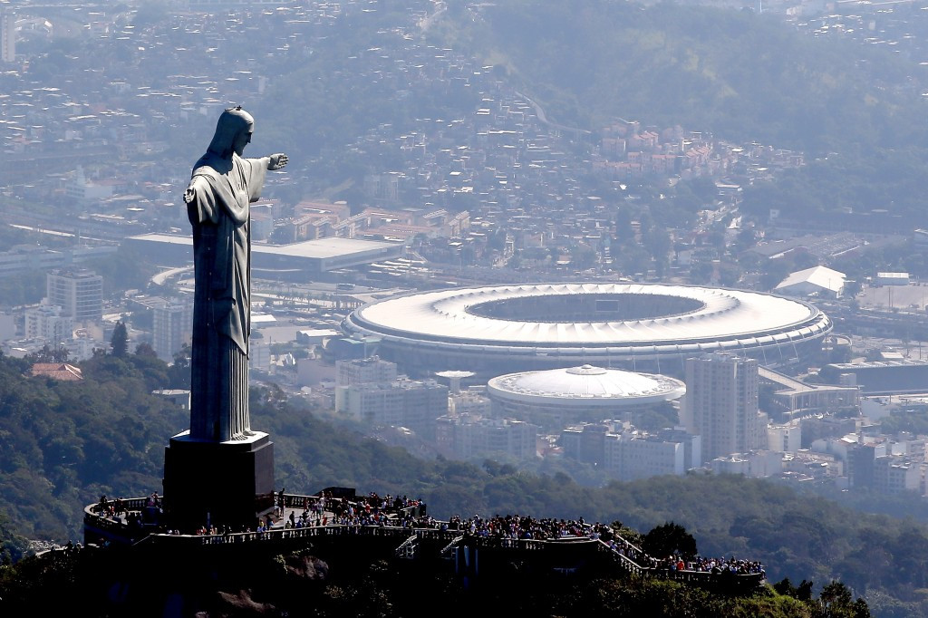 The tickets will go on sale online and at several venues across Brazil, including the Maracanã Stadium ©Getty Images