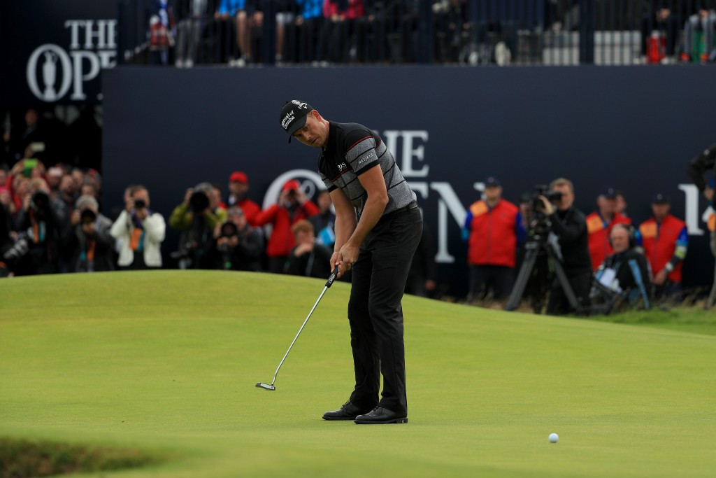 Stenson shoots final round of 63 to pip Mickelson to The Open Championship title