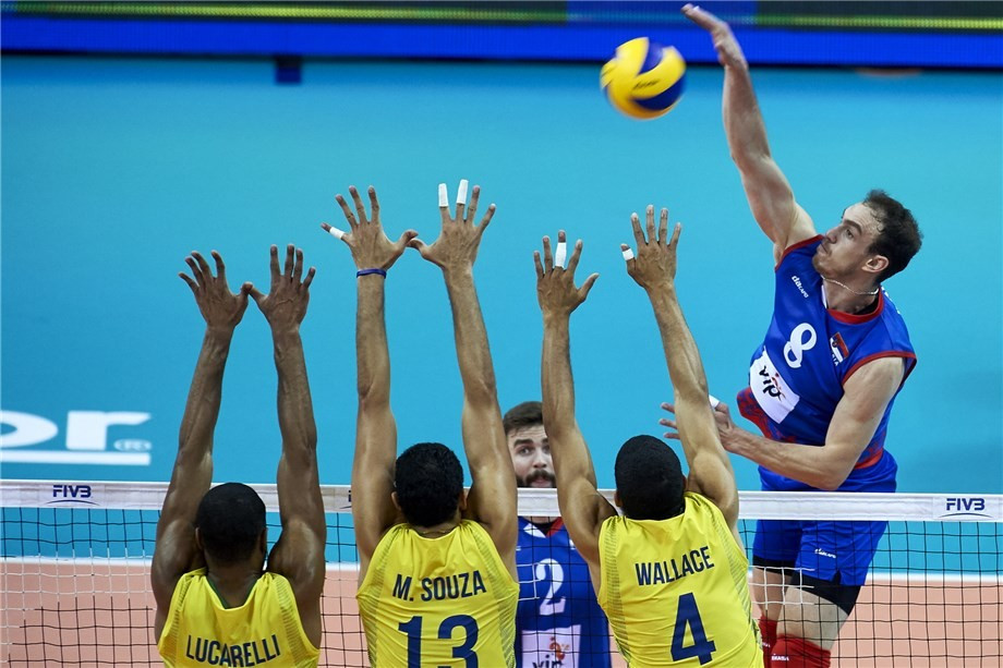 Serbia dominated from start to finish on their way to their maiden FIVB World League crown ©FIVB
