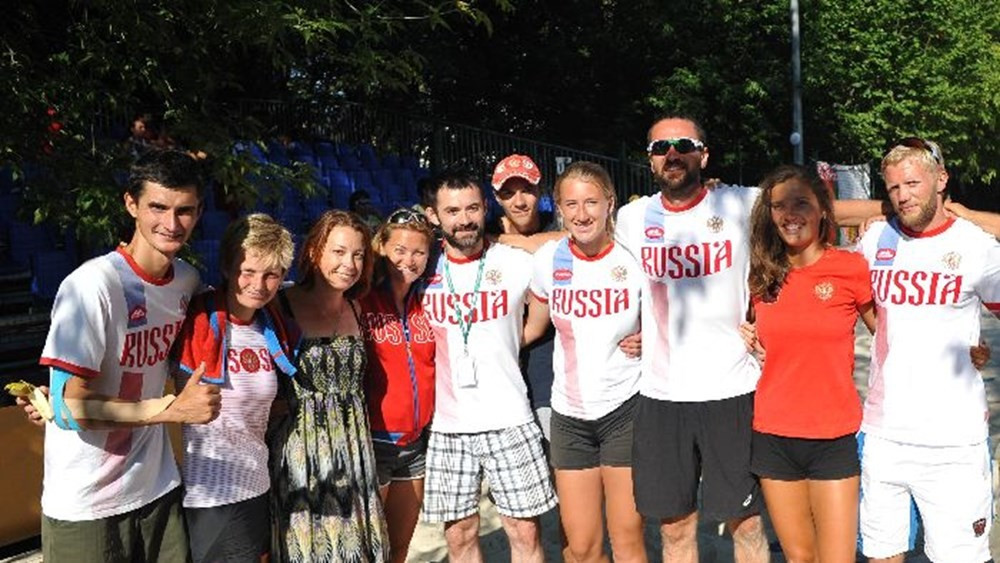 Russia avenge defeat to Italy in 2015 final on way to maiden ITF Beach Tennis World Team Championship title