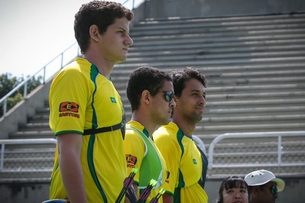 """""""Neymar of Archery"""" to lead Brazilian team for Rio 2016"""