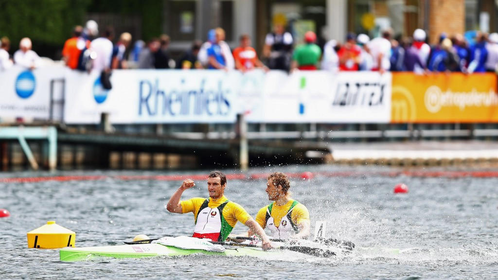"Belarus vow to appeal ""groundless"" canoe sprint suspension from Rio 2016"