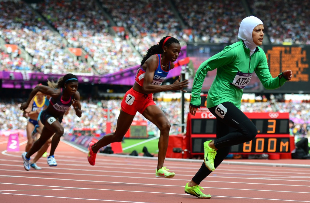 Four Saudi Arabian women set to compete at Rio 2016 Olympic Games