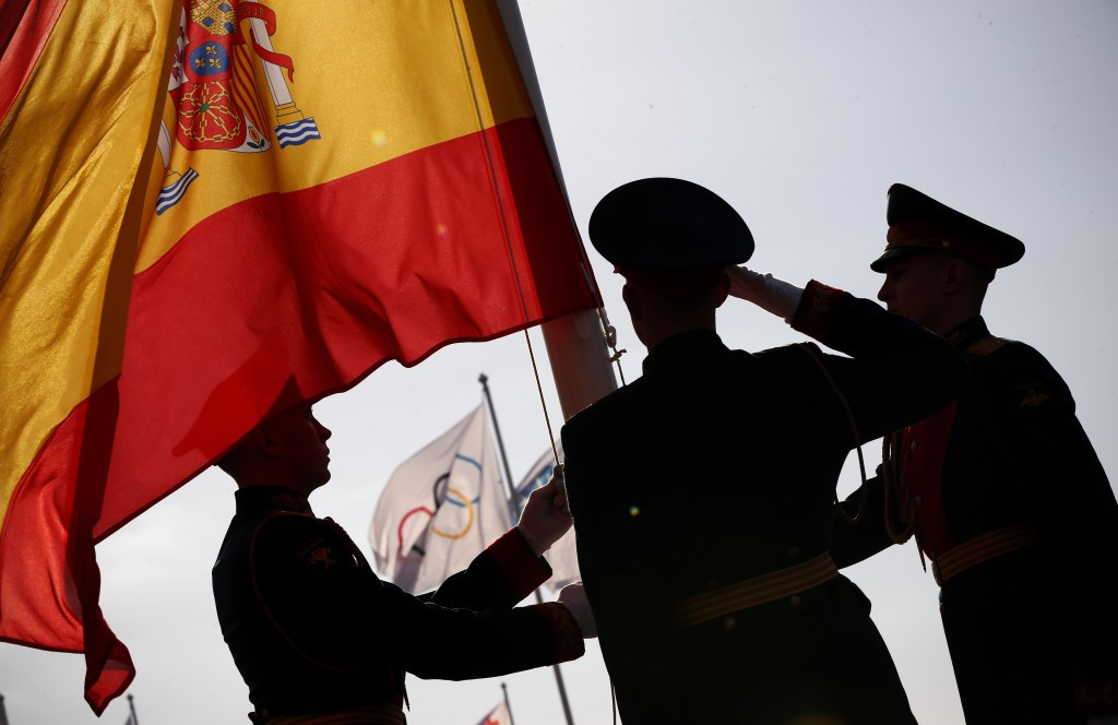 Spain hire private security firm for Rio 2016, report claims