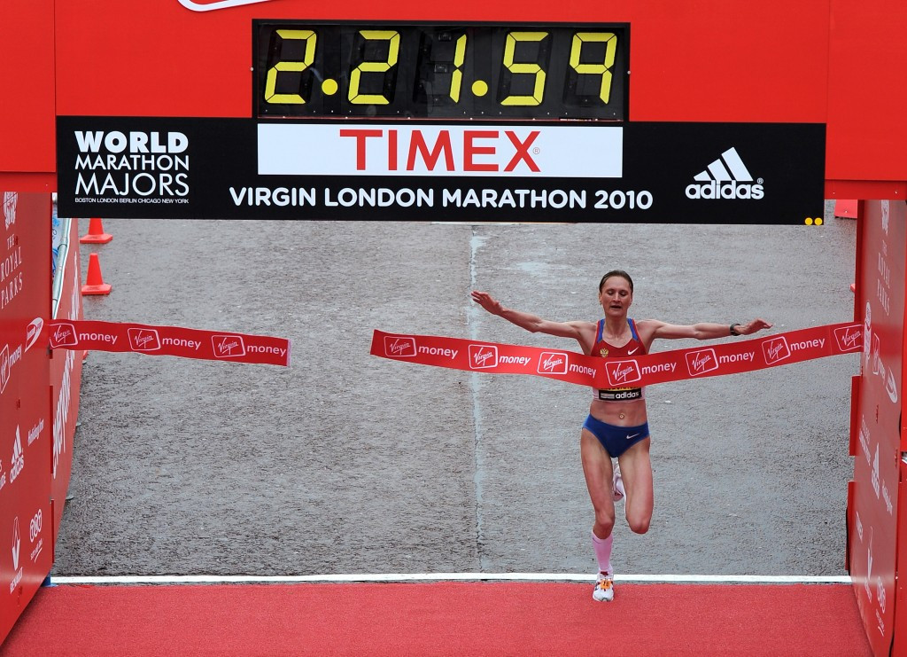 Doping cheat Shobukhova ordered to return London Marathon prize money by British High Court