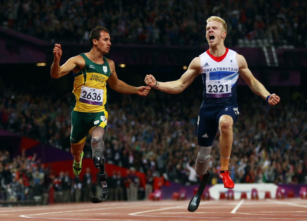 The London 2012 Paralympics are widely regarded as the best ever  ©Getty Images