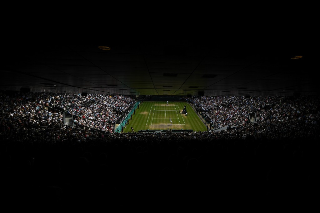 Eighty-three per cent of all suspicious betting activity recorded by the European Sport Security Association in the second quarter of this year involved tennis ©Getty Images