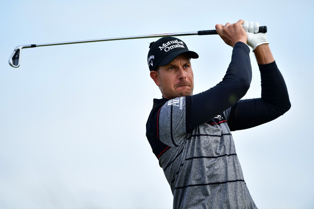 "Open champion Stenson says Rio 2016 medal would be ""special"""