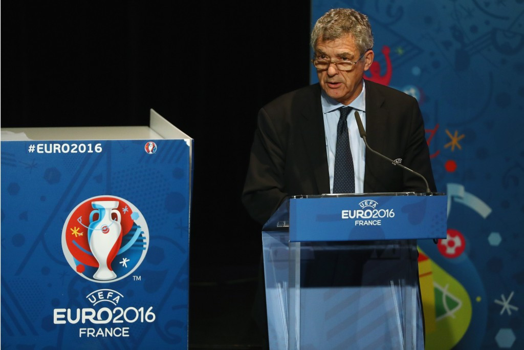 Villar joins Čeferin and Van Praag in race for UEFA Presidency as deadline looms