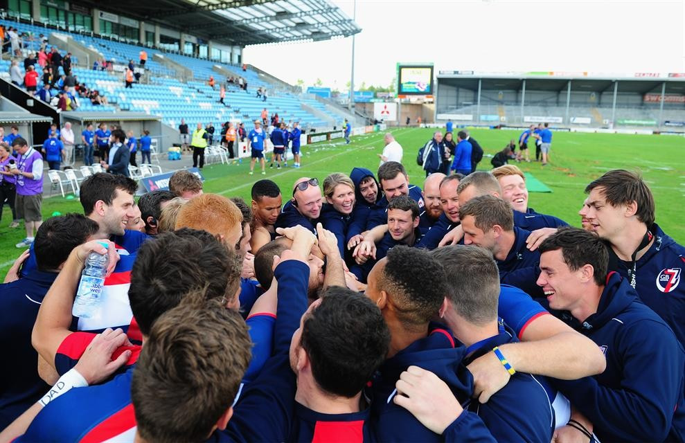 Great Britain name rugby sevens squad for Rio 2016