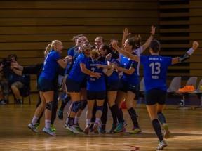 Home favourites Rijeka strike women's handball gold at European Universities Games
