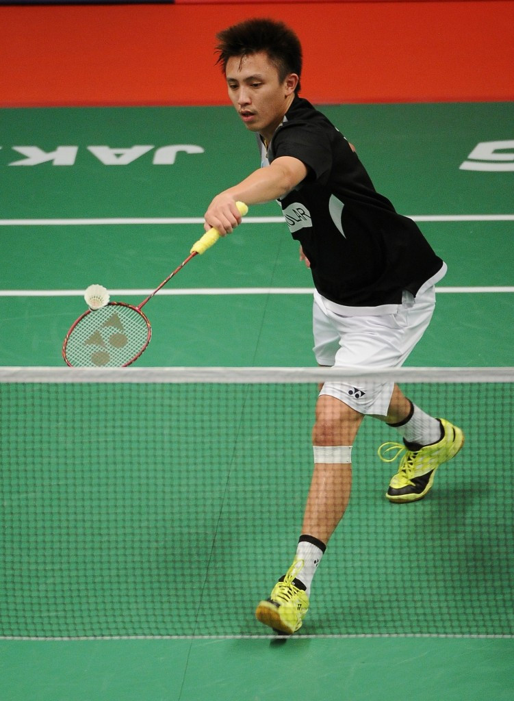 Former Universiade champion ousted at BWF Vietnam Open