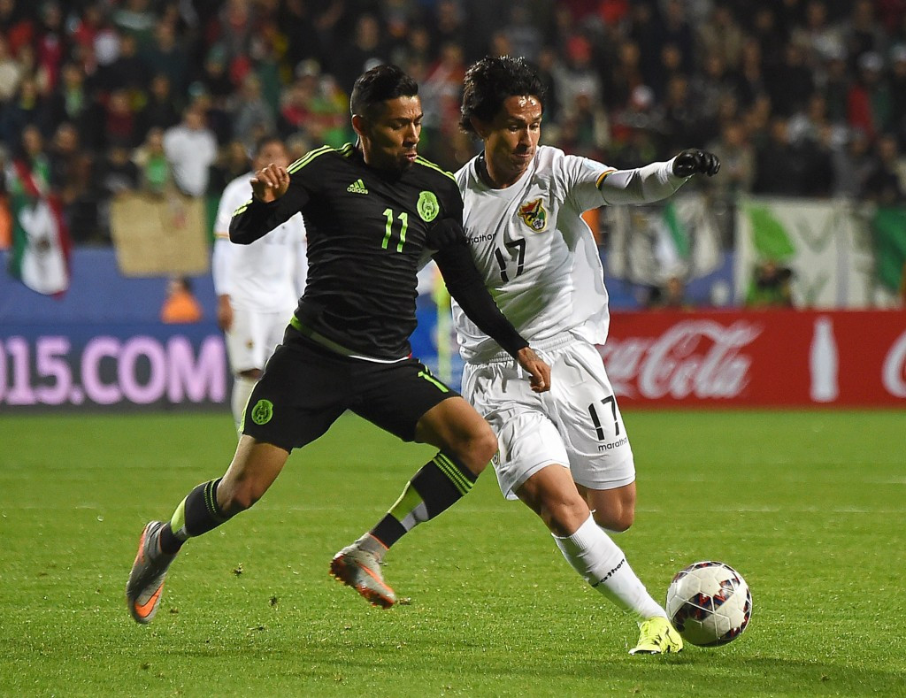 Mexico and Bolivia play out Copa América stalemate