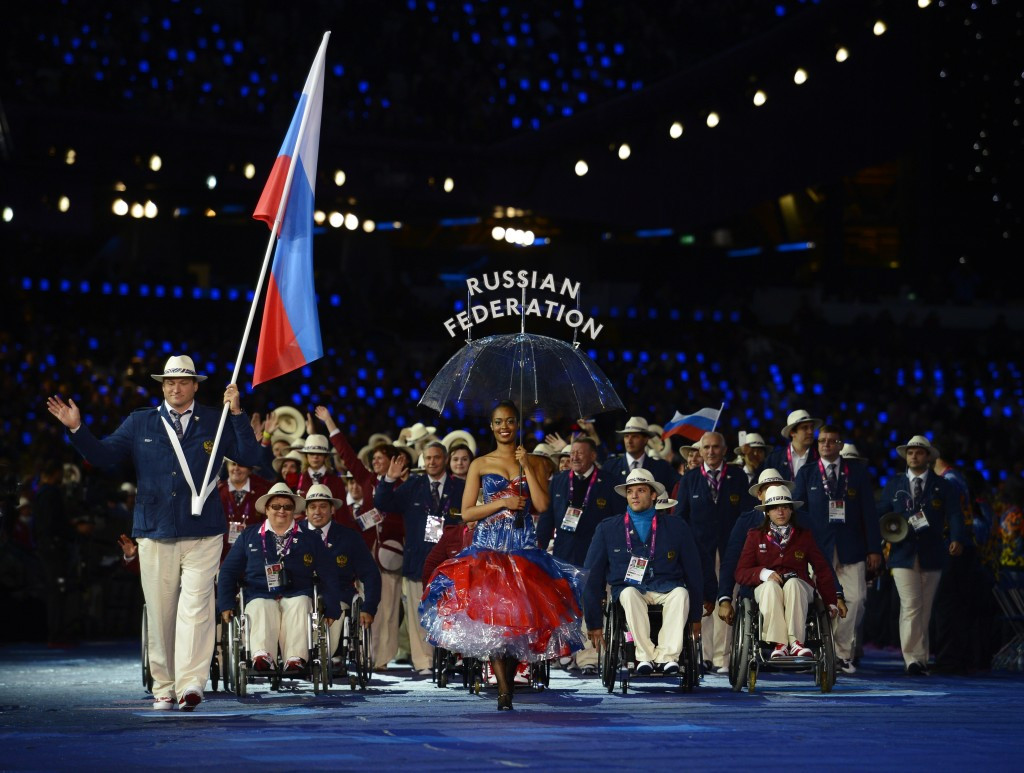 Russia face the prospect of missing the Rio 2016 Paralympic Games ©Getty Images