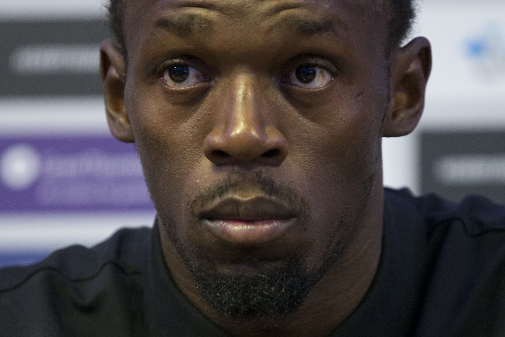 """Bolt says IAAF ban on Russia's track and field athletes sends """"strong message"""""""