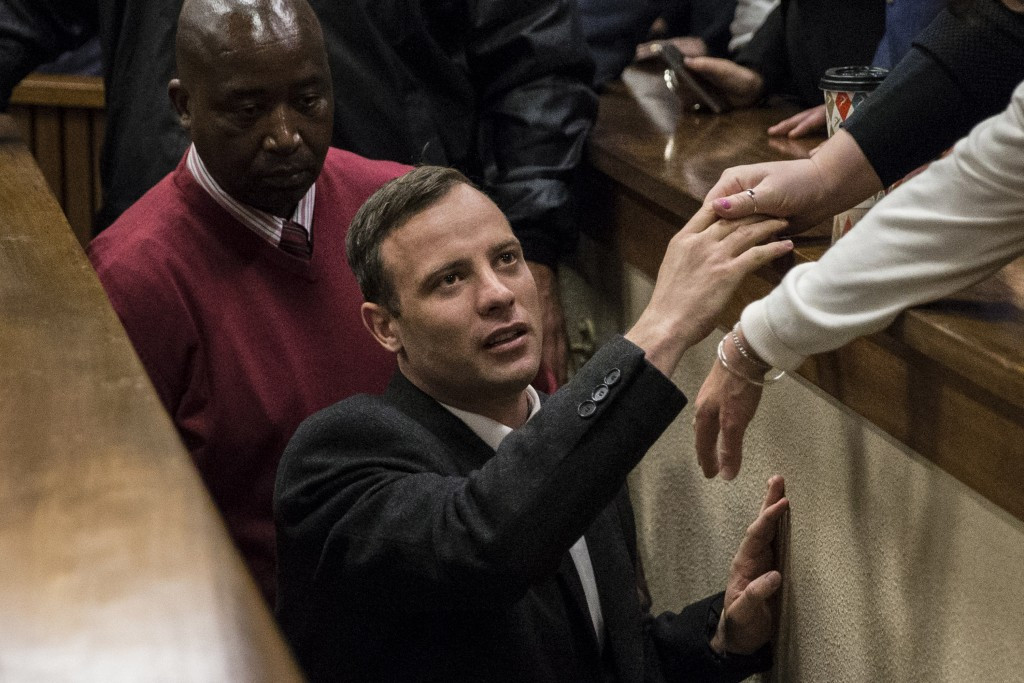 "Prosecutors appeal ""leniency"" of Pistorius' six-year jail term"