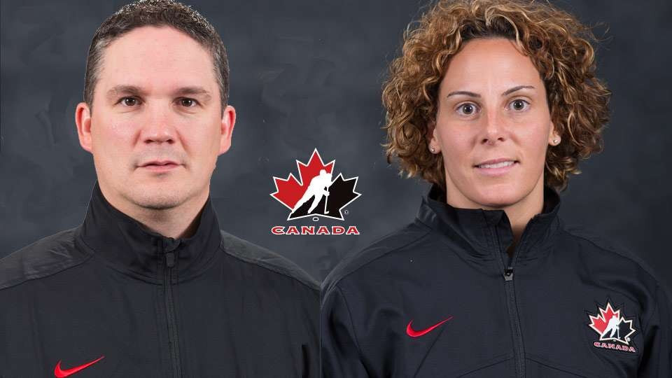Canada make women's ice hockey coaching appointments