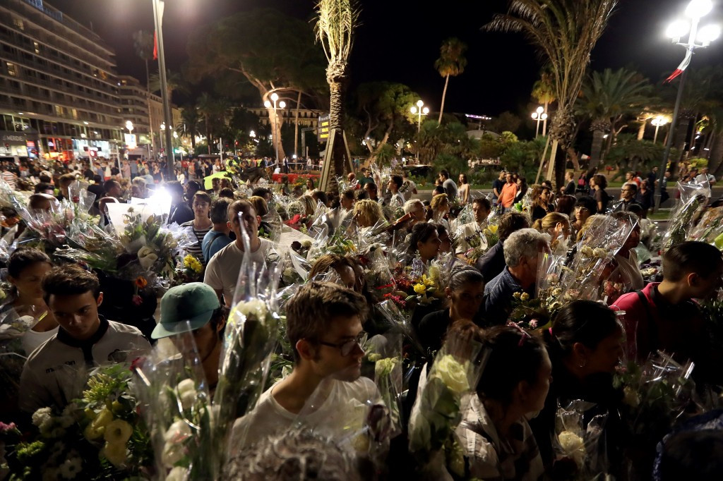 The attack in Nice raised the alert levels in Brazil  ©Getty Images