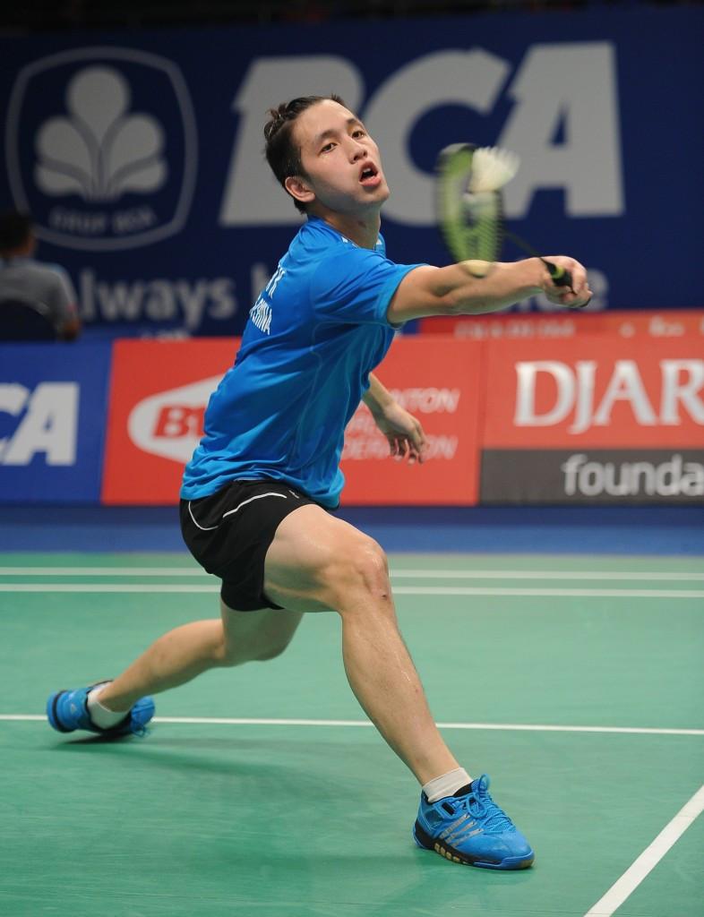 Ki locks down BWF Vietnam Open quarter-final spot