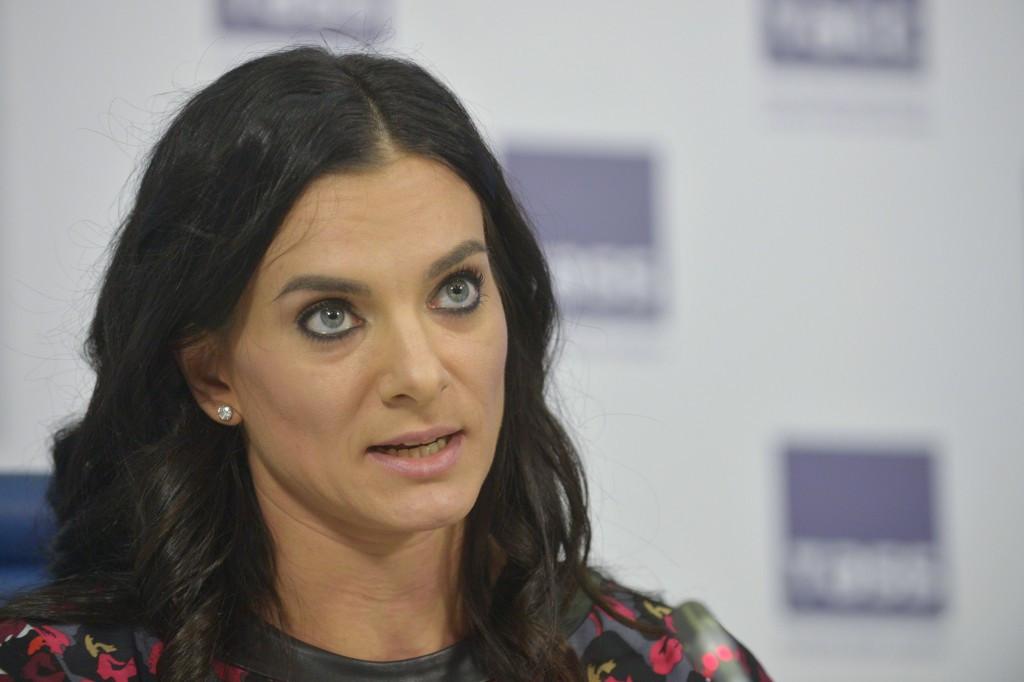 """Isinbayeva bemoans """"ruined"""" chances of becoming IOC member"""