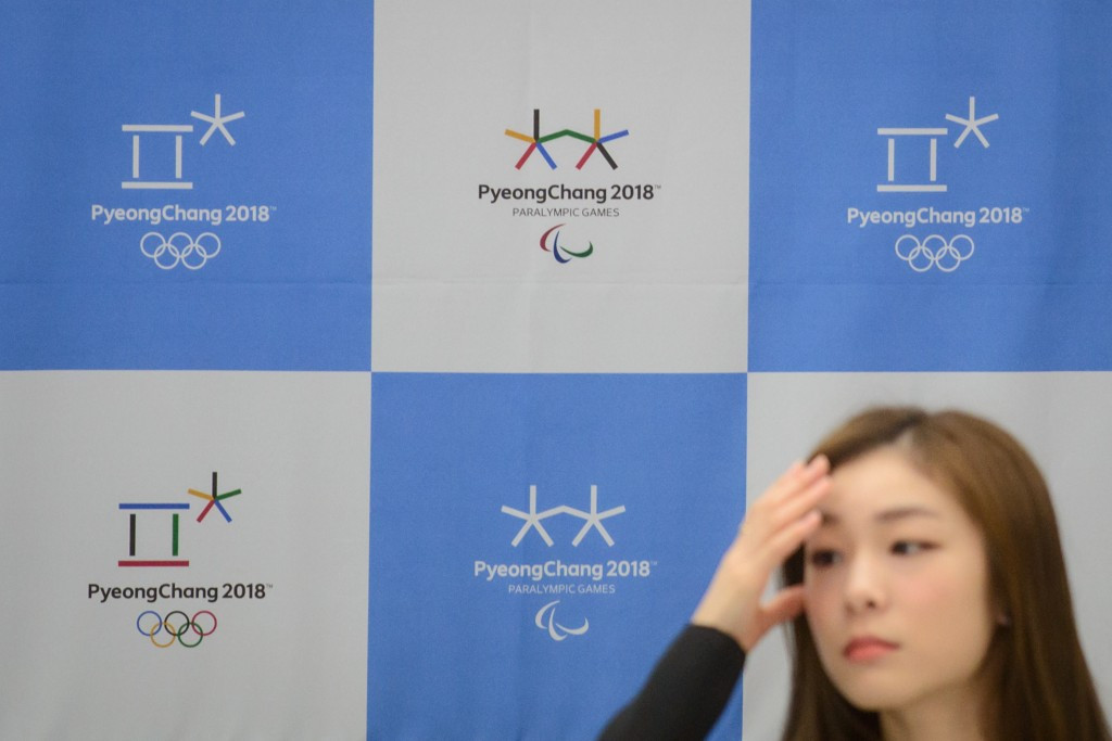 Olympic figure skating champion Kim Yuna is also a Pyeongchang 2018 ambassador ©Getty Images