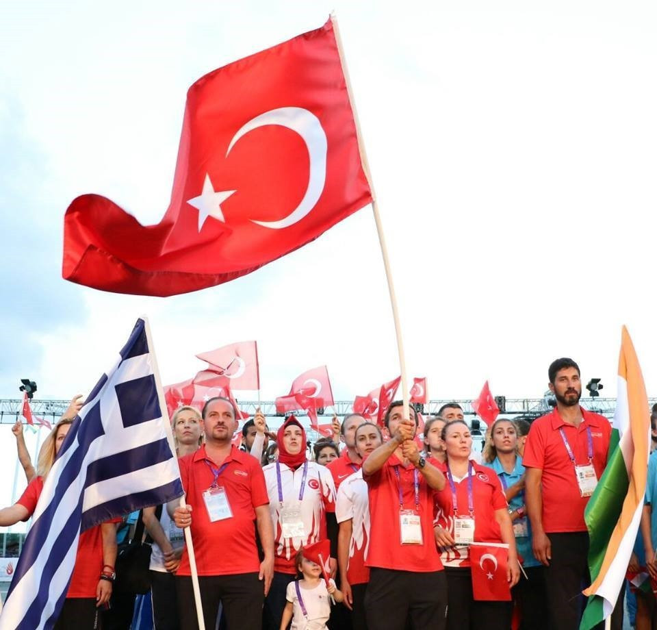 The 2016 World Deaf Championships are underway at Samsun's Batıpark despite the recent failed military coup in Turkey ©ICSD