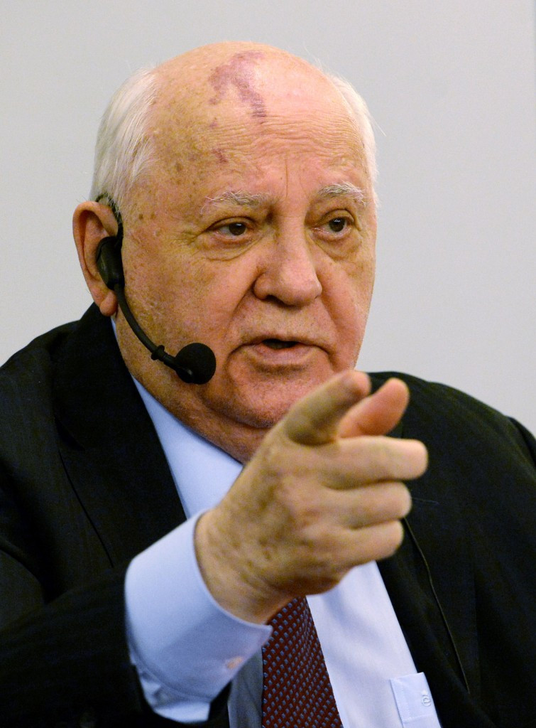 Last Soviet leader Gorbachev makes personal plea to Bach over potential Russian ban