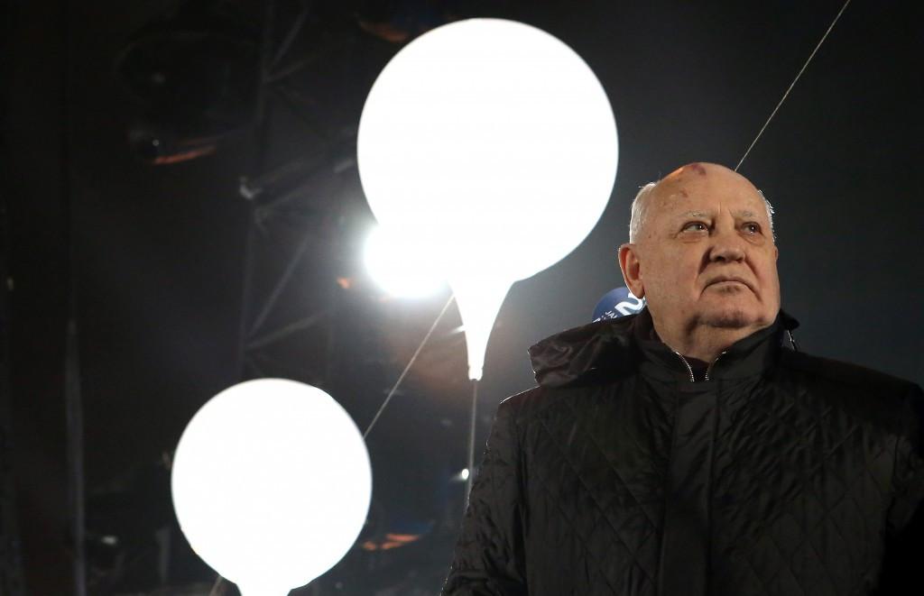 Investigation on gorbachev