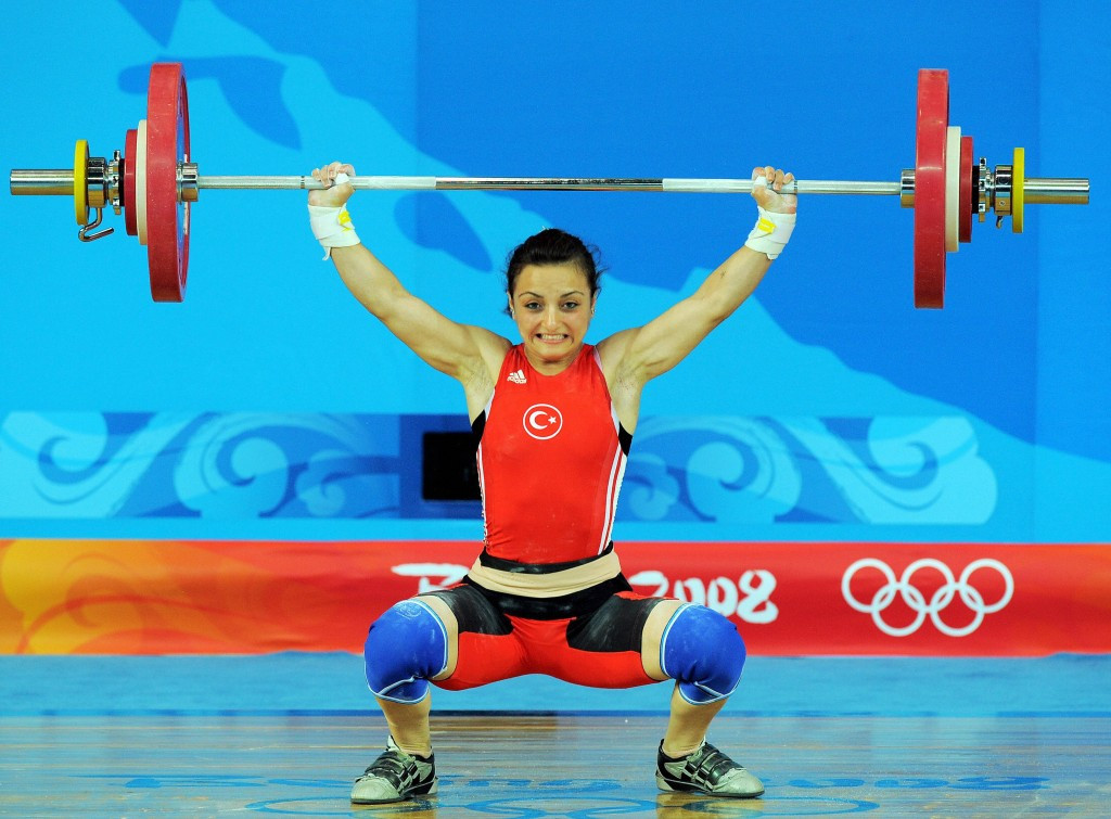 IOC strips Turkish weightlifter Özkan of Beijing 2008 silver medal after doping re-test