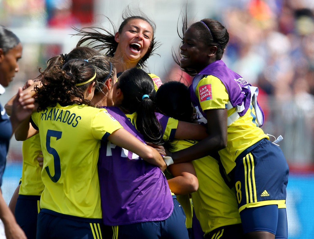 Colombia claim first-ever Women's World Cup win with shock victory over France