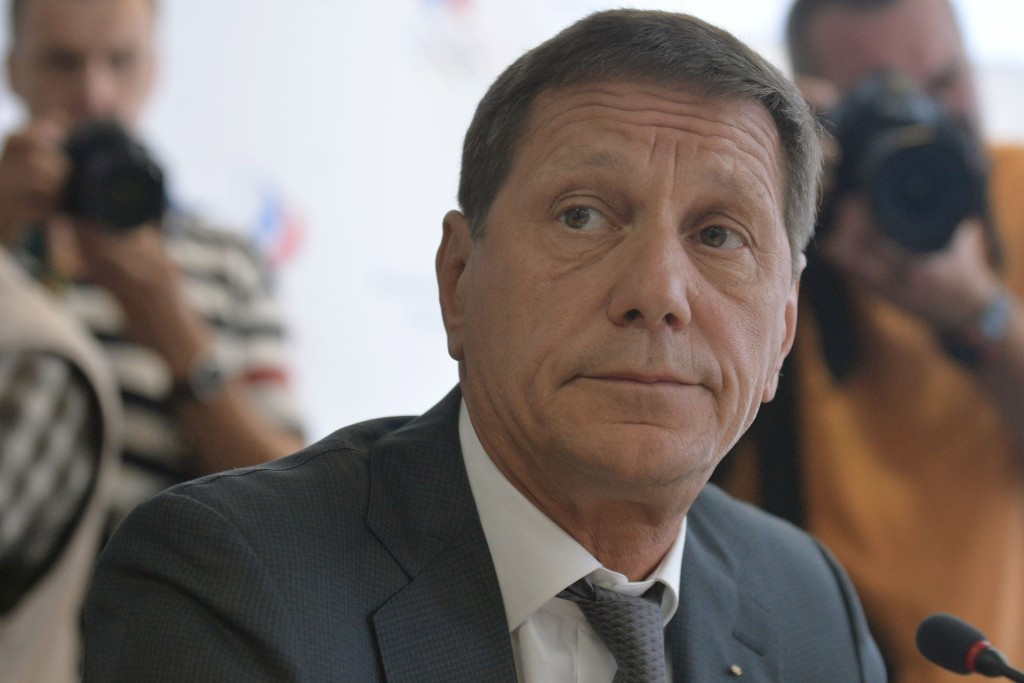 Russian Olympic Committee President Alexander Zhukov has been invited to take part in a meeting of the International Olympic Committee tomorrow ©Getty Images