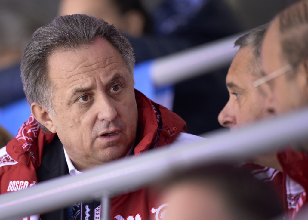 "Russian Sports Minister Vitaly Mutko has described the decision of the IPC to open suspension proceedings against Russia in the wake of the publication of the McLaren Report as ""normal procedure"" ©Getty Images"