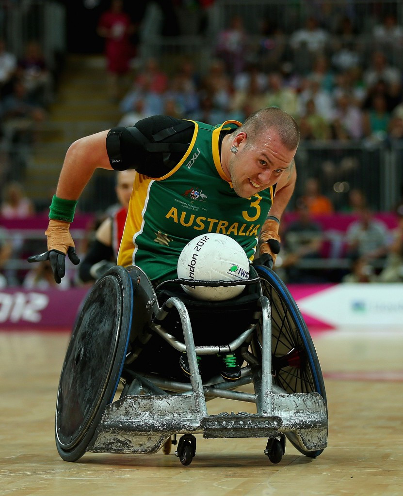 Defending champions Australia to clash with Britain in wheelchair rugby opener at Rio 2016