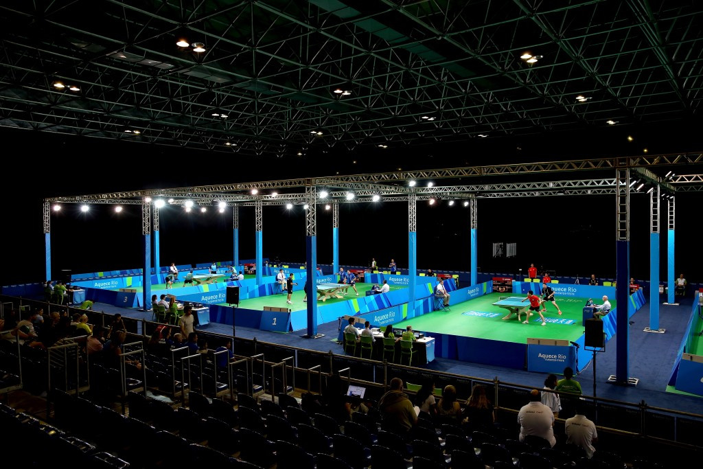 Five Chinese players through as qualification rounds heat up at ITTF Austrian Open