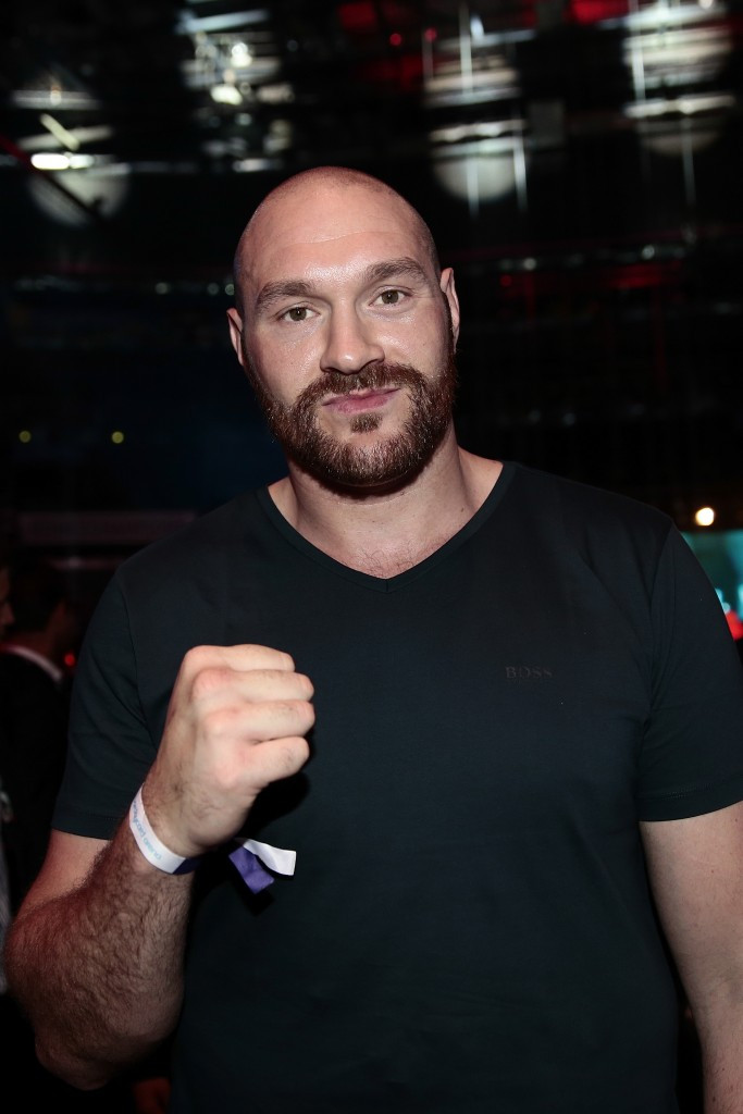 World heavyweight champion Fury reportedly tests positive for cocaine
