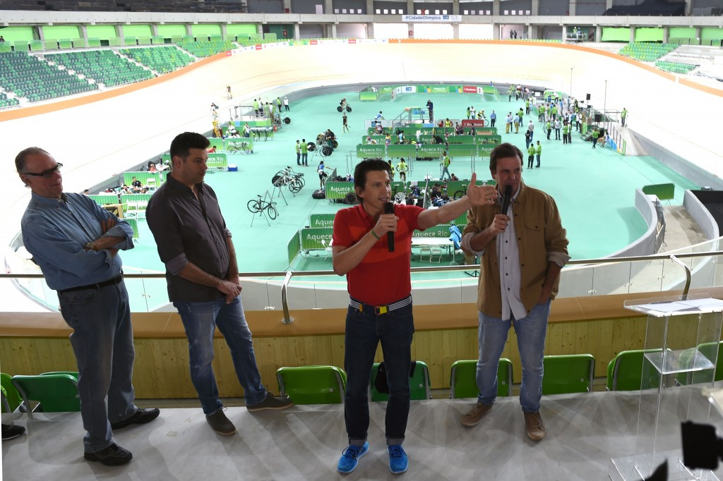 Dubi expresses confidence in Rio 2016 security plans following alleged plot on Games
