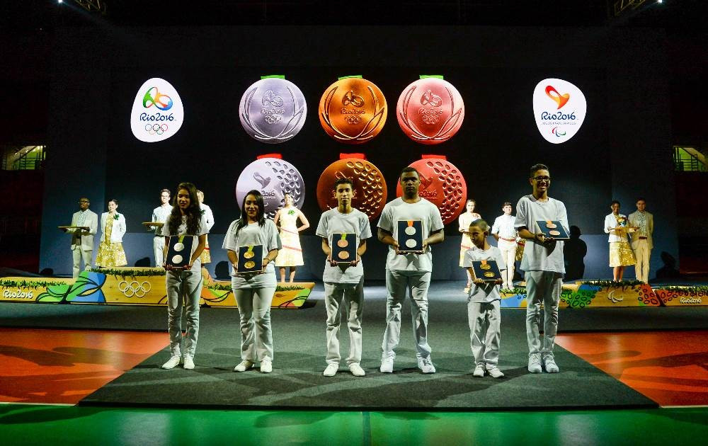"Rio 2016 medal ceremonies to be held in ""traditional, popular or cool"" styles"