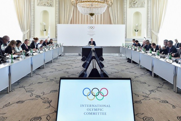 The IOC's decision has already split opinion within the Olympic Movement ©IOC