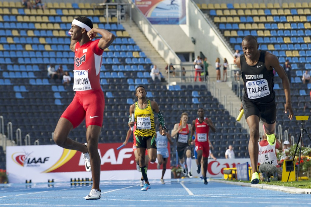 United States finish top of medal table at IAAF World Under-20 Championships