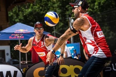 Host of beach volleyball players to make final Rio 2016 preparations at FIVB Major Series event in Klagenfurt
