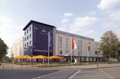 Best Western Premier IB Hotel Friedberger Warte will host the 2016 International Wheelchair Rugby Federation General Assembly ©IWRF