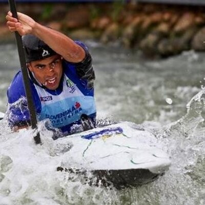 Nigerian canoeist facing race against time to reach Rio 2016 after delayed flight leaves him stranded in Frankfurt