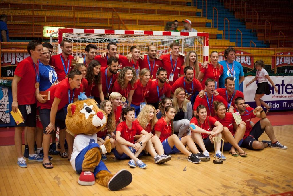 Host university earn futsal honours on penultimate day of European Universities Games