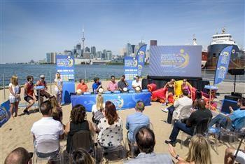 Toronto to host 2016 FIVB World Tour Finals