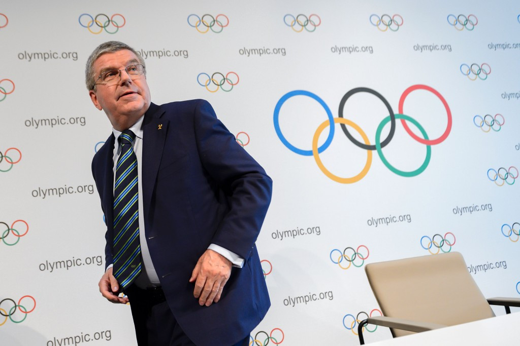 Thomas Bach has been fiercely criticsed for the IOC verdict to avoid a blanket ban, although some did support the decision and the reaction in Russia has been jubilant ©Getty Images